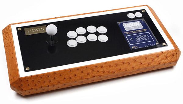 hoon neo legend joystick