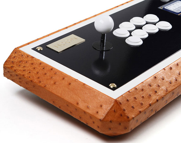 hoon neo legend joystick for luxury arcades only technabob. Black Bedroom Furniture Sets. Home Design Ideas