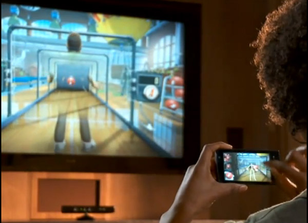 Windows phone kinect could bring exciting new gameplay