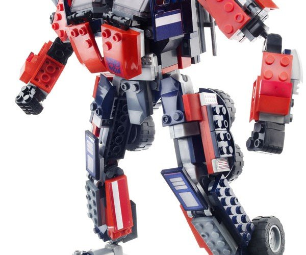 KRE-O Transformers Construction Toys Look Awesome