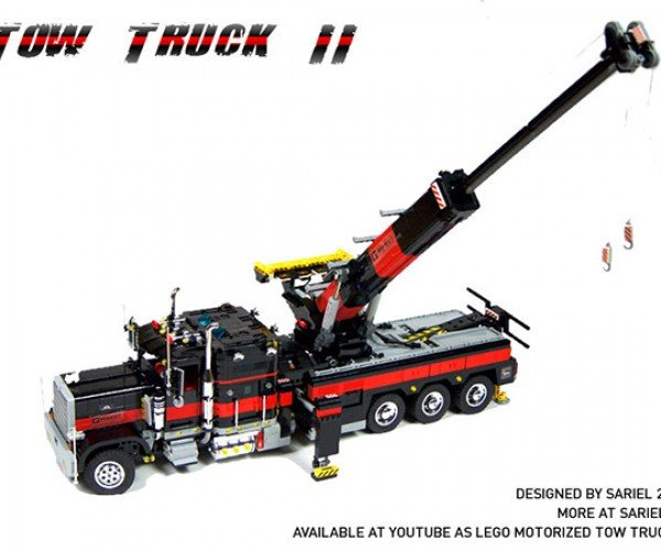 lego tow truck by sariel 2