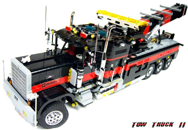 how to make a lego truck videos