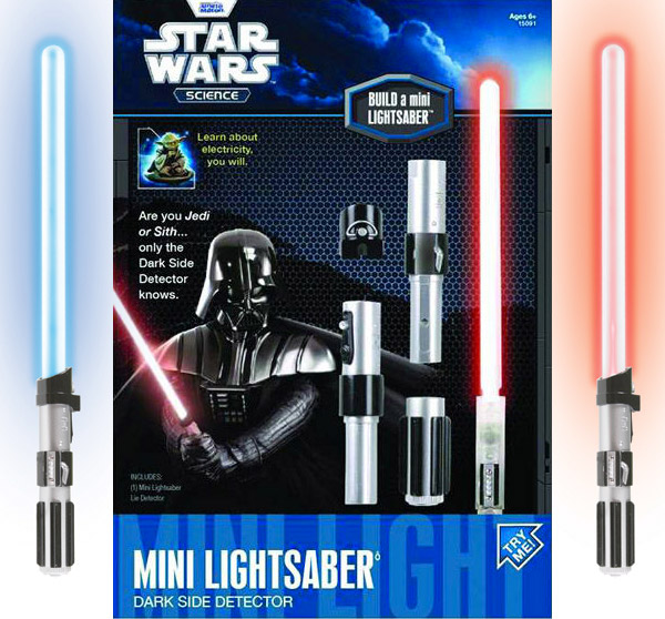 lightsaber dark side detector