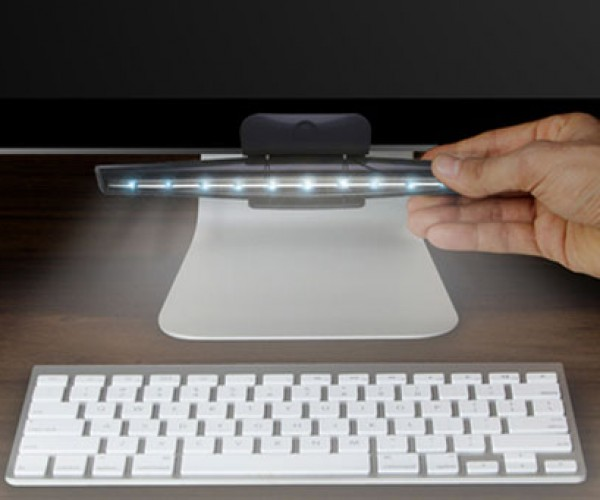 Quirky Mantis LED Task Light Shines On