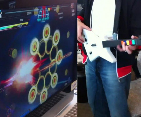 Marvel vs. Capcom 3 vs. Guitar Hero