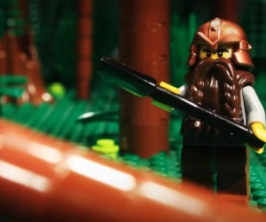 LEGO Viking Lumber Jacks, Mechs, and Dragons: 'Nuff Said