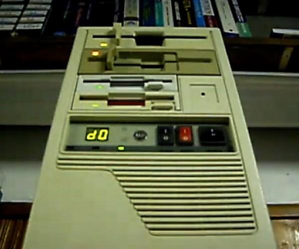 Phantom of the Floppera: Floppy Music x4