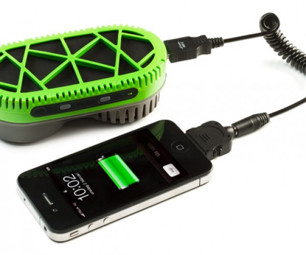 Powertrekk Fuel Cell Charger Keeps You Juiced Up