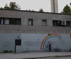 Robo-Rainbows: Complicated Ways to Vandalize with Rainbows