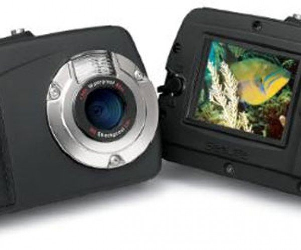 SeaLife Mini II Dive & Sport Camera is Good for 130-feet Under Water!