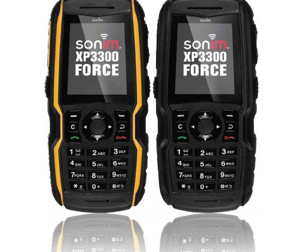 Sonim XP3300 Force Phone is Rugged and Claims World's Longest Talk Time