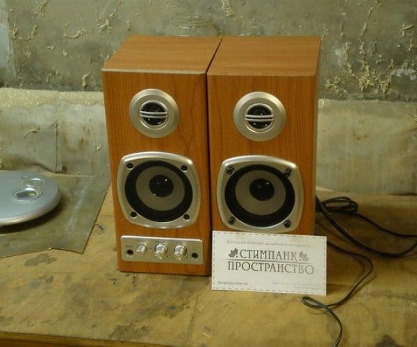 steampunk CD player 4