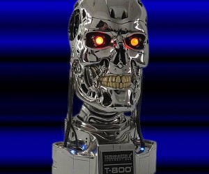 Terminator 2 T-800 Endoskull Replica: Prepare to be Terminated