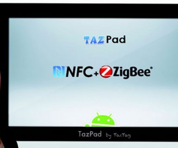 TazPad Android Tablet with NFC to Debut at CeBIT 2011
