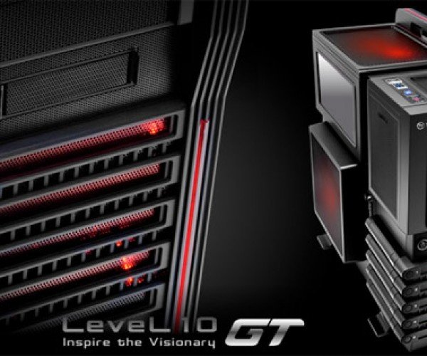 Thermaltake Level 10 GT Case: Better, Bigger, Cheaper