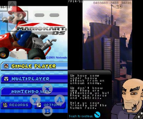 Tiger Lab DS Emulator for Android: Your Move, Nintendo