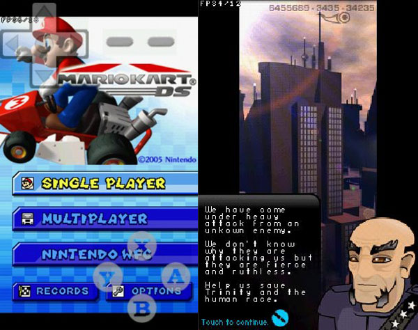 tiger lab nintendo ds emulator for android