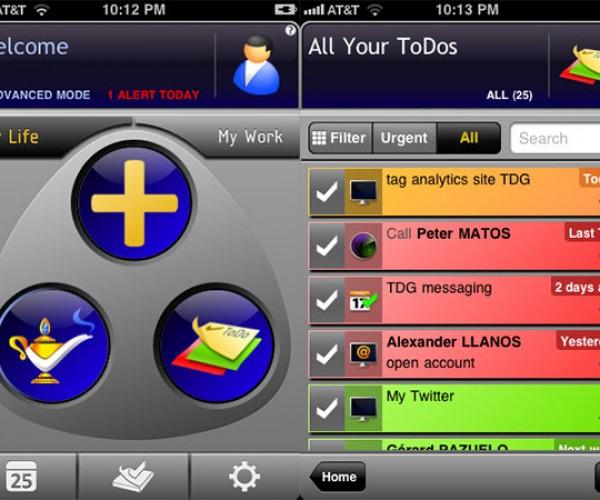 ToDoGenius iOS App: Like a Tiny Secretary in Your Pocket