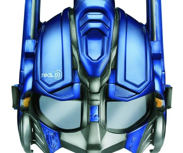 Transformers Cine-Mask 3D: Kids in Disguise