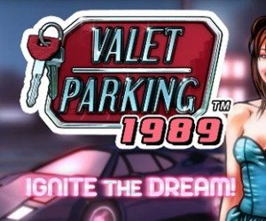 Valet Parking 1989: Remember How Cool the 80s Were? Back When You Were Parking Cars for a Living?