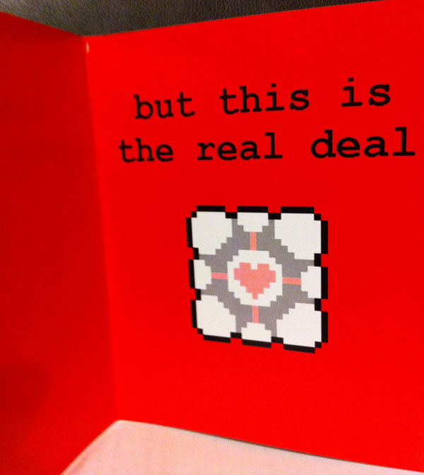 Video GameThemed Valentine Cards Will Give You 255 Sweetness – Valentine Video Cards