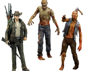 Walking Dead Action Figures Get Removable Zombie Limbs