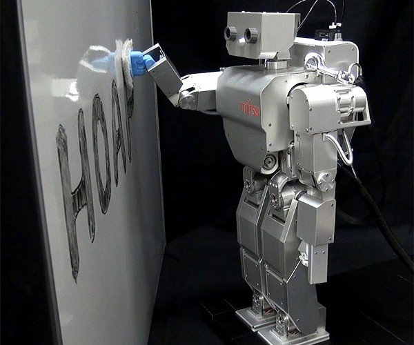 Robot Learns to Clean Whiteboard, Still Won't Help If You Used a Sharpie