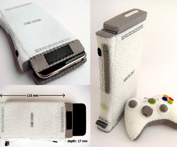 Protect Your iPhone By Wrapping it in a Video Game Console
