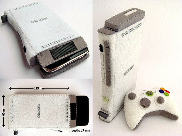 xbox 360 iphone case rabbitrampage
