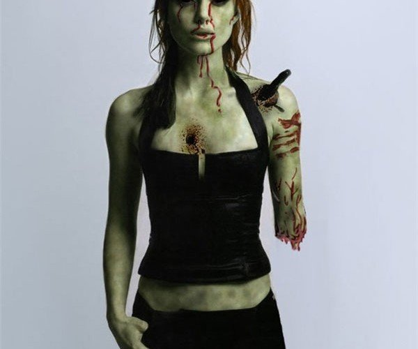 Keira Knightley – Hottest Zombie Ever?