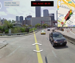 Streetview Zombie Apocalypse: Run From the Undead in Your Hood