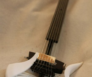 Zoybar TOR 3D Printed Guitar Looks Cool and Doesn't Sound Half Bad Either