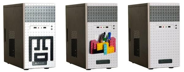 hello-q computer case coobeo lego pc