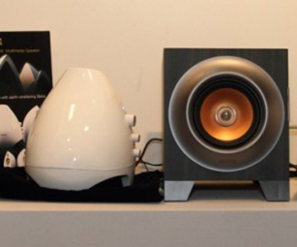 Krator Neso 04 Speakers: Inspired By Sydney Opera House But Made in Taiwan