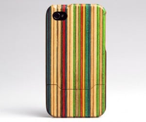 MapleXO & Grove iPhone Case: Created From Crashed Skateboards