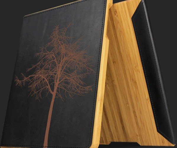 Grove iPad 2 Cases: Wood is Good