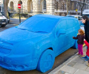 Chevy Orlando Play-Doh Edition: Weighs As Much As the Real Thing