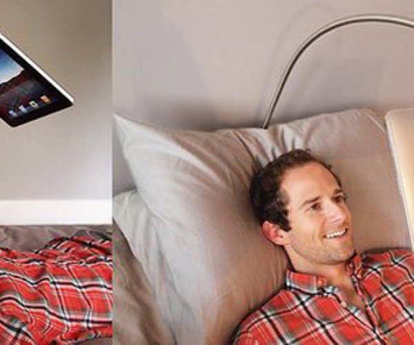 Hanfree Stand Makes Your iPad Float in Mid-Air