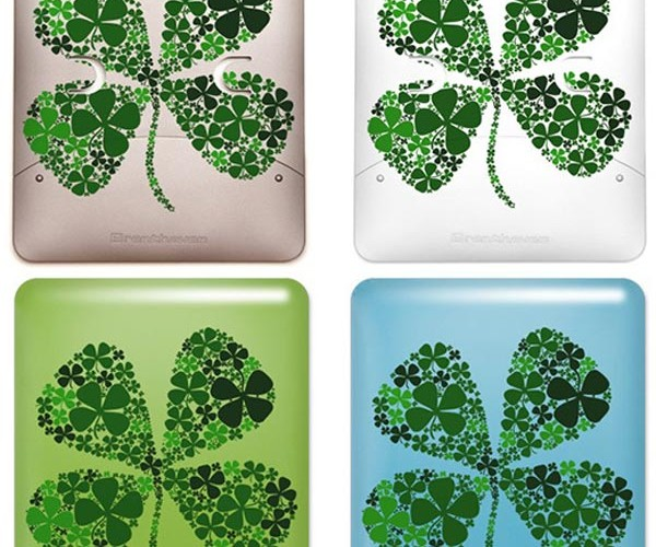 Lucky Clover Cases: Take a Bit of St-Paddy's Day With You Year Round