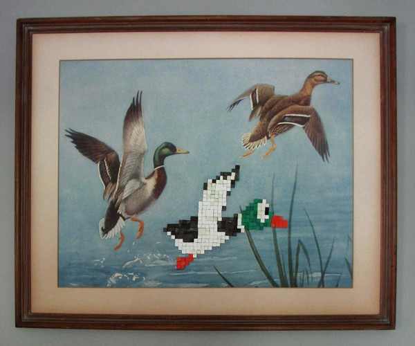 Duck Hunt Art Classes Up Your (D)Pad
