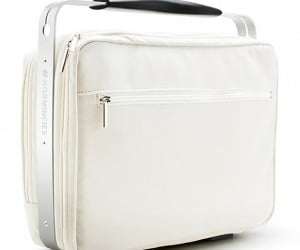 Normincies Aluminum Reinforced Laptop Bag: Ready to Rumble