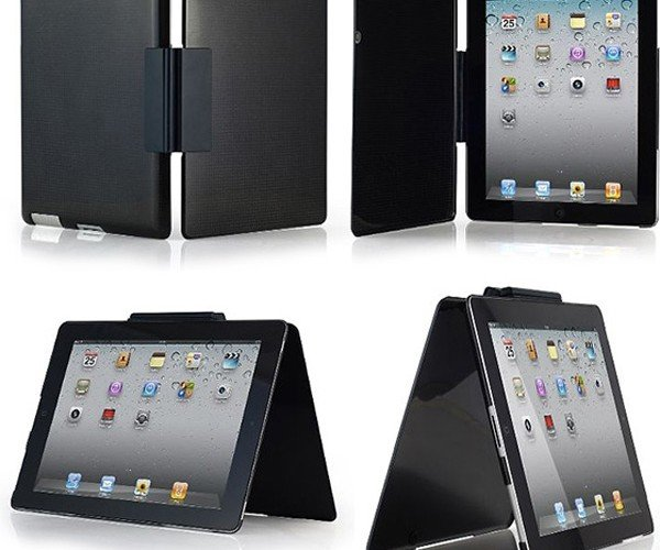 EliteFolio iPad 2 Case: Get Your Daily Allowance of Carbon Fiber