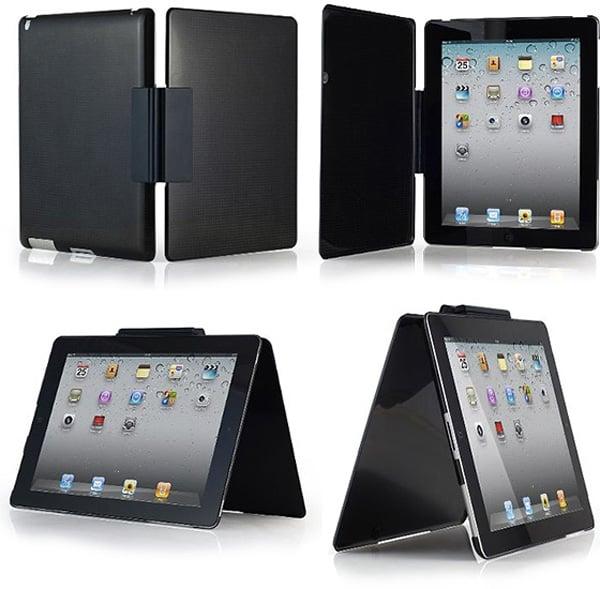 elitefolio innopocket carbon fiber case ipad 2