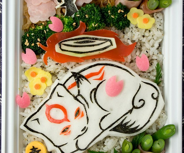 Okamiden Bento: Eater and the Wolf