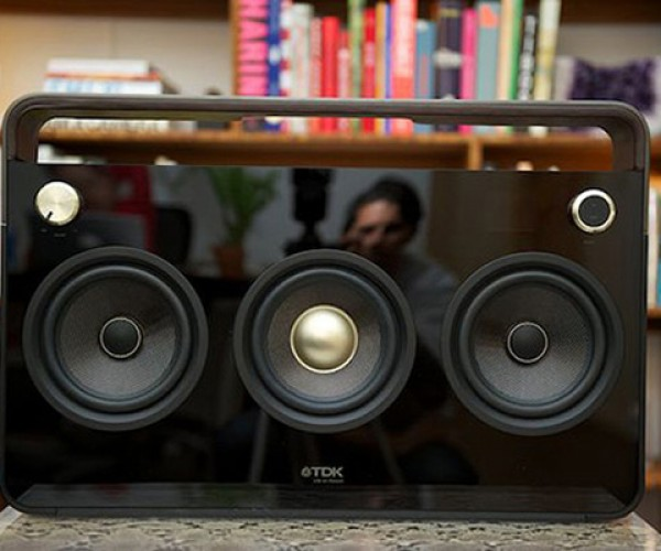 TDK Life on Record Boombox: Bringing the 80s Back in Style