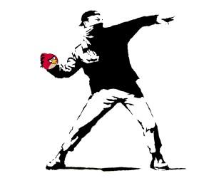Angry Birdsky ala Warhol: Video Game Reference Imitating Art Imitating Art