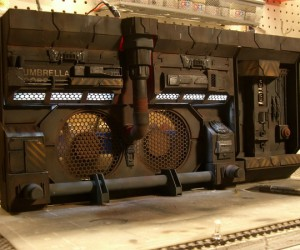Biohazard Case Mod: Resident Evil PC Should Be Standard Issue at Umbrella Corp.