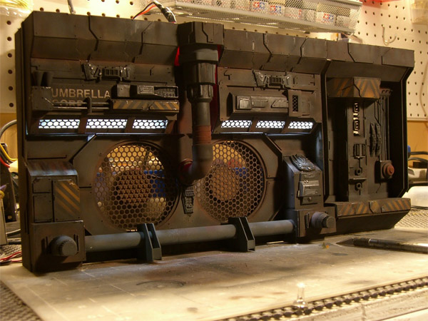 Biohazard Case Mod: Resident Evil PC Should Be Standard ...
