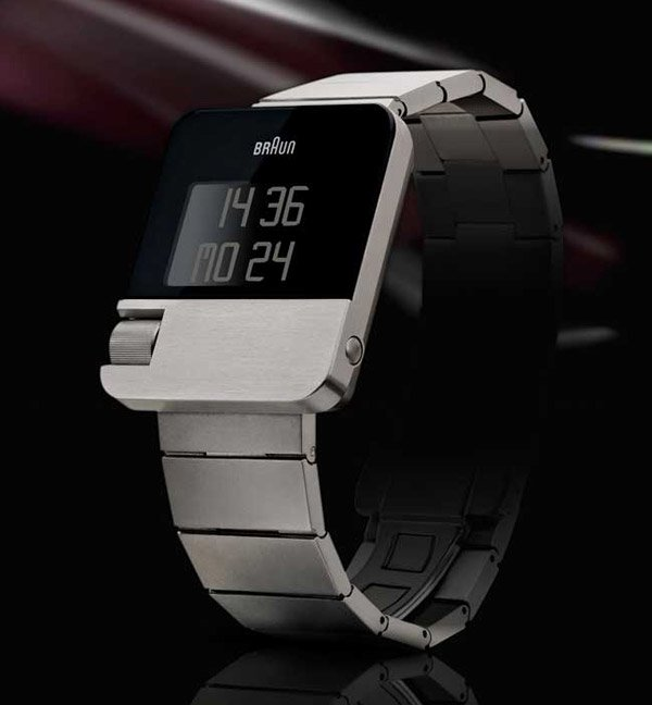 braun digital analog watch 2