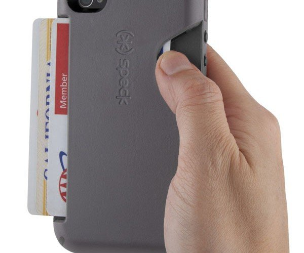 CandyShell Card iPhone Case Helps Empty Your Pockets
